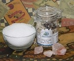 Porcini Truffle Italian Sea Salt 9 oz jar